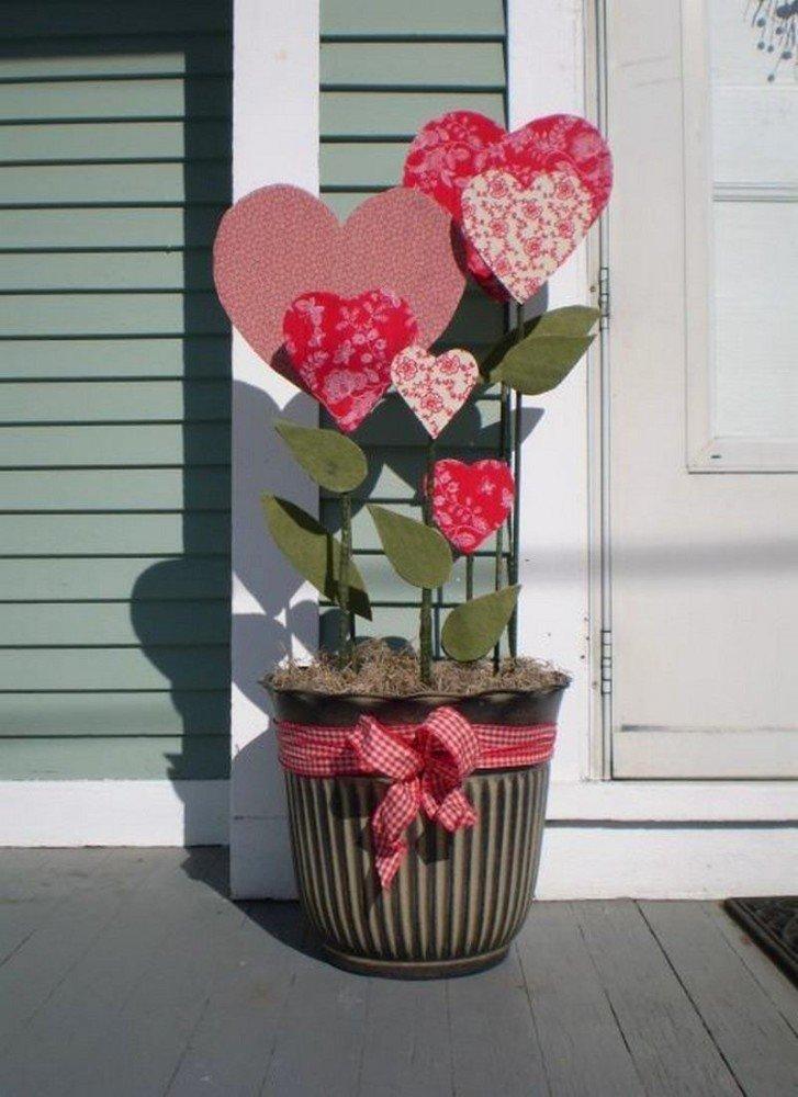 Капкейков, день всех влюбленных цветы подарков своими руками