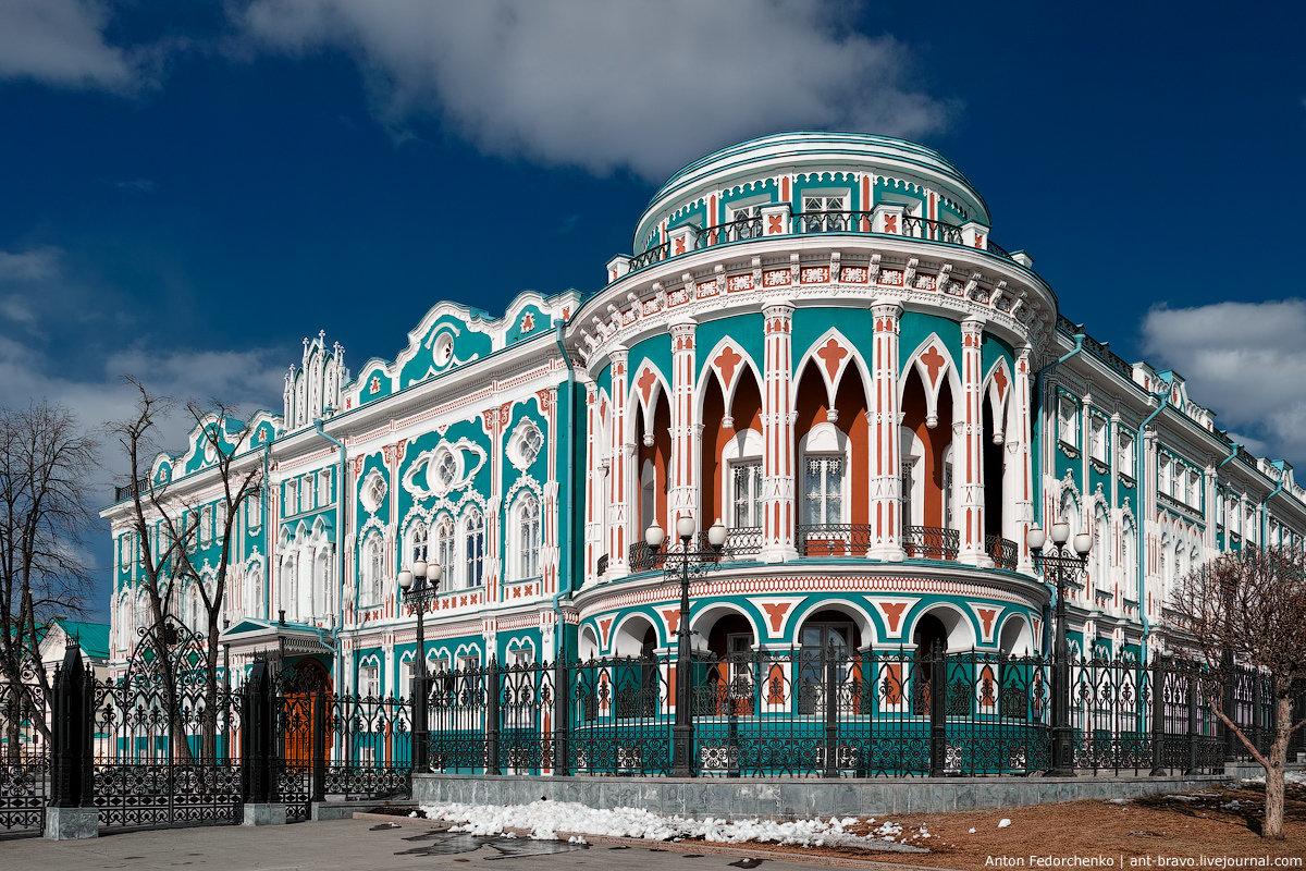дом севастьянова картинки нанесения