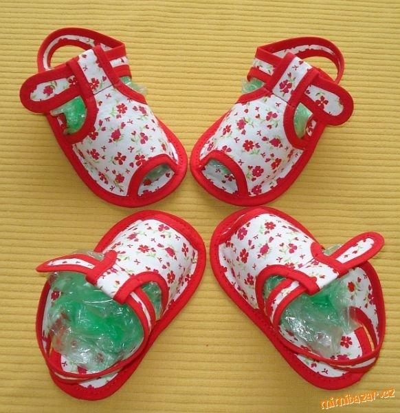 Обувь для детей своими руками