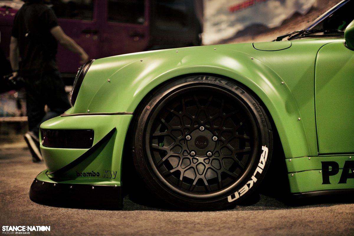 """Targa Rwb Walpaper: """"Rwb Porsche Custom Tuning Wallpaper"""""""