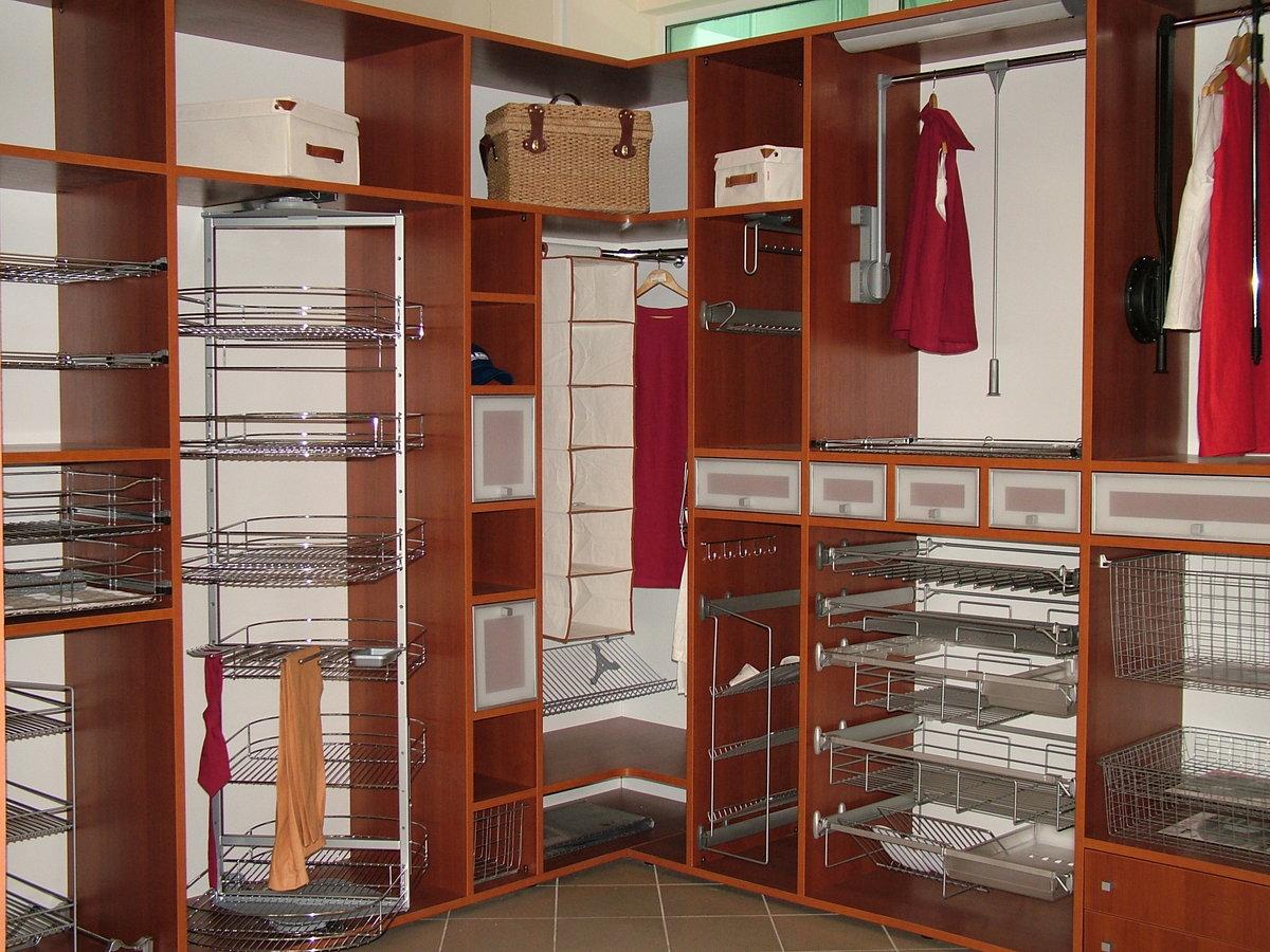 """Индивидуальная гардеробная для вашей спальни."""" - карточка по."""