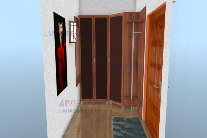"""Угловые шкафы с распашными дверями"""" - карточка пользователя ."""