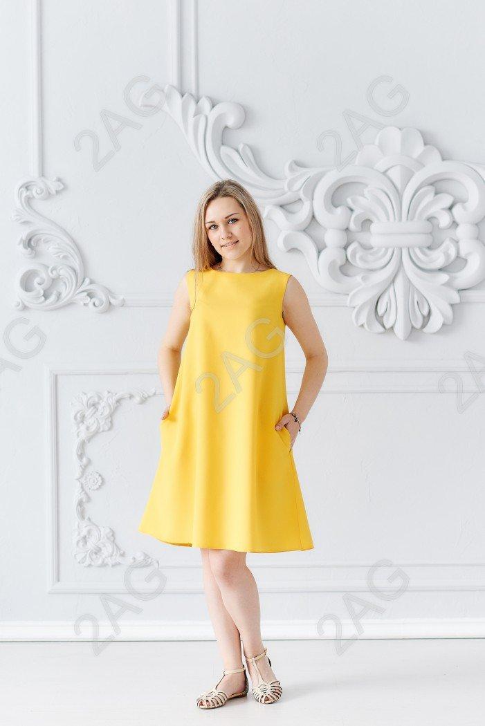 fe308772f0c ... Интернет-магазин женской одежды в Екатеринбурге   Купить женскую одежду    Женские платья - Желтое