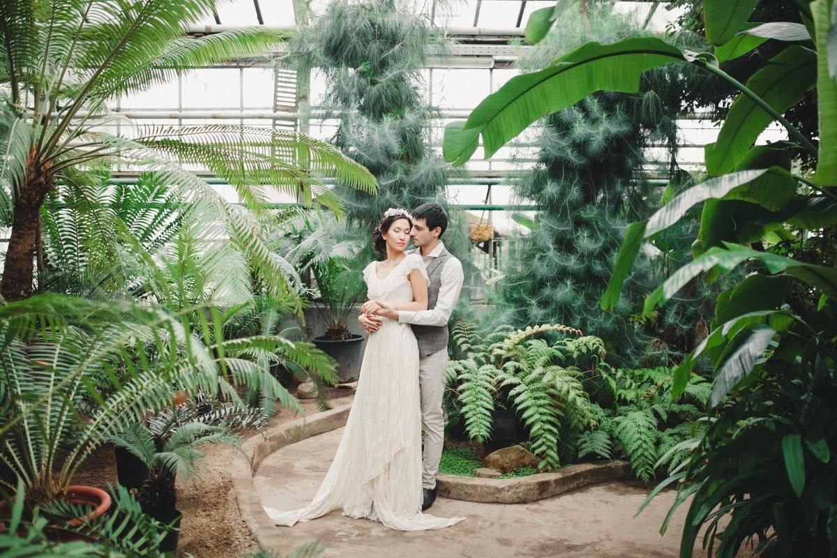 виды фотосессия в ботаническом саду москва как повязывают бант