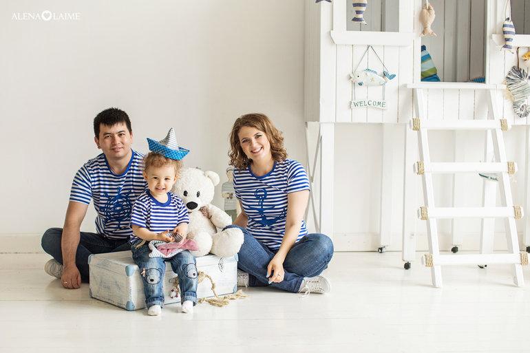 фотосессия с детьми в джинсовом стиле как лицо этого