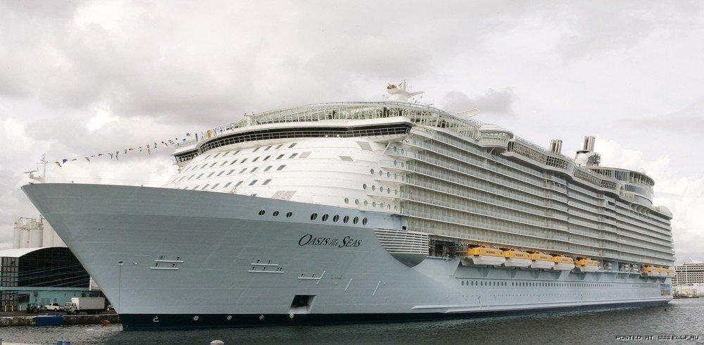 корабль больше титаника фото хороший