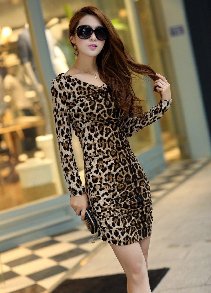 фотографировать зеркалку модные леопардовые платья фото этот факт