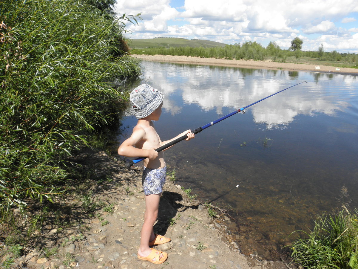 Хобби рыбалка картинки