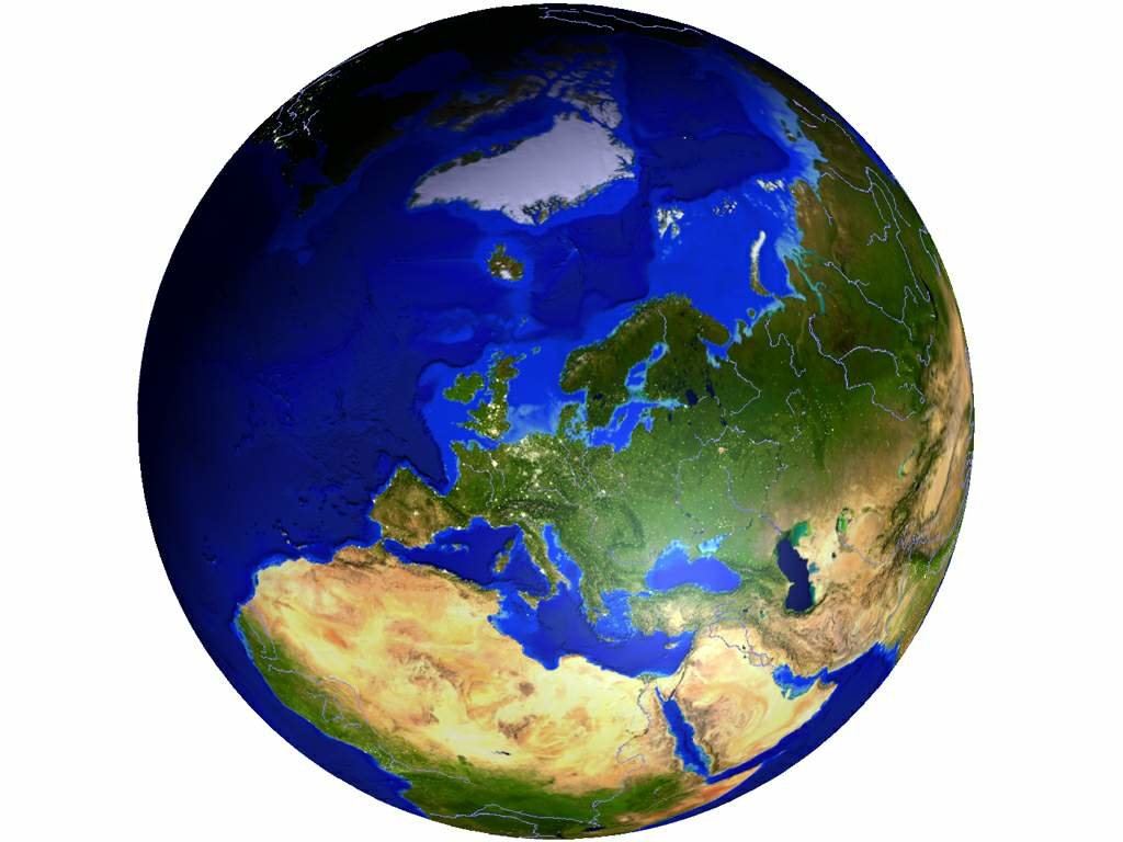 Анимация картинки география