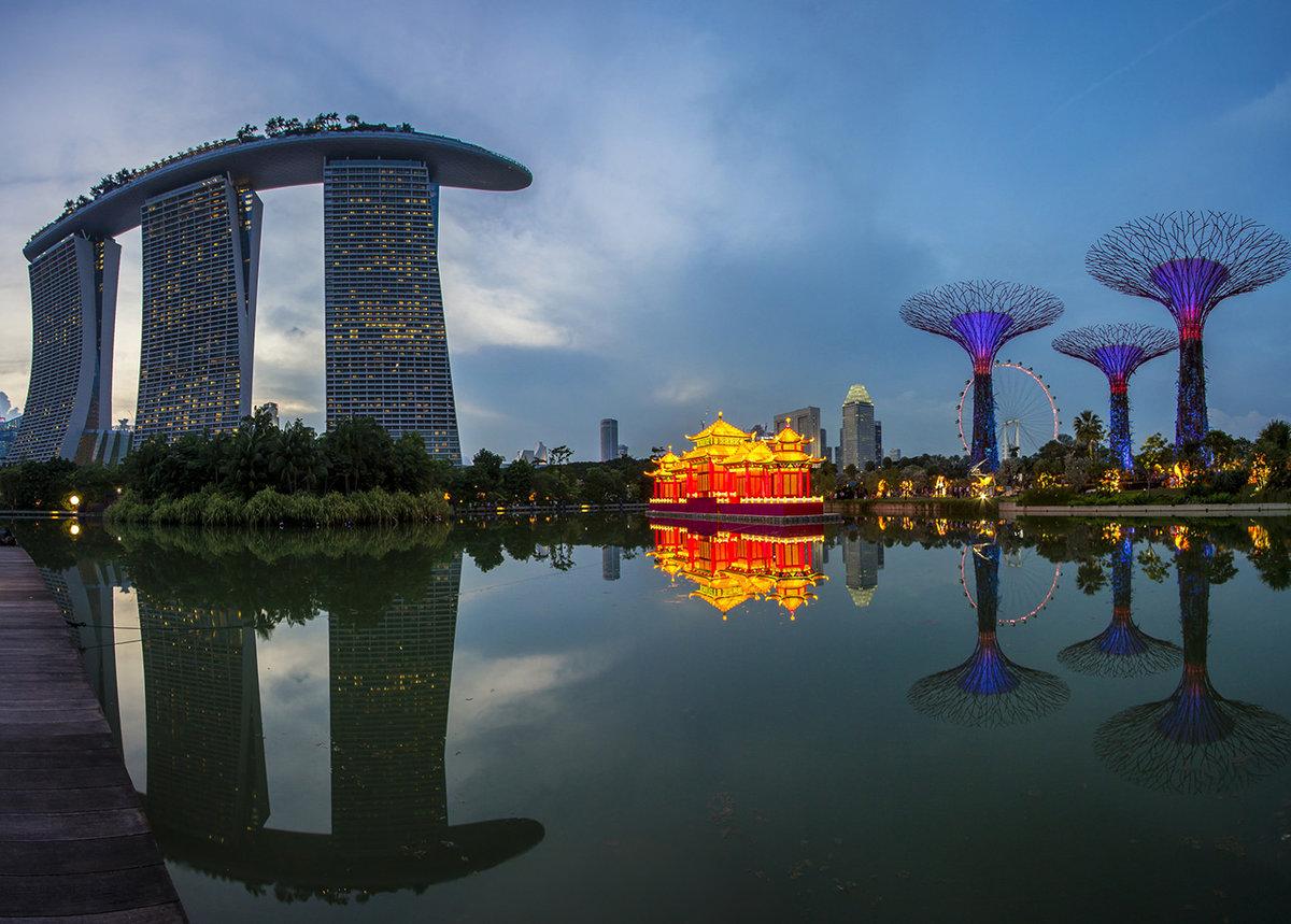 Картинки сингапур