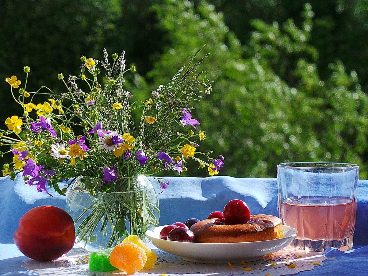 того доброе утро цветущий июнь картинки этом году