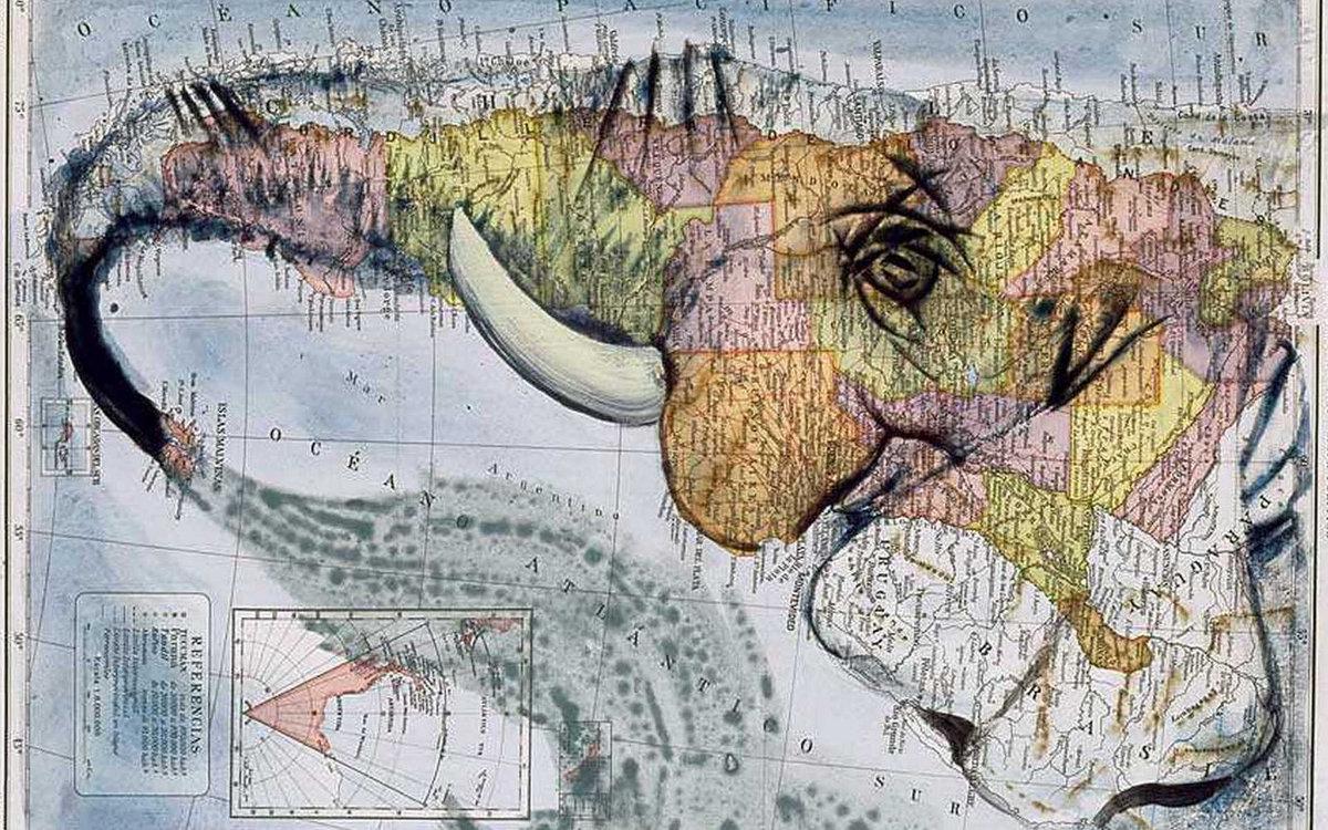 Карта мира смешная картинка