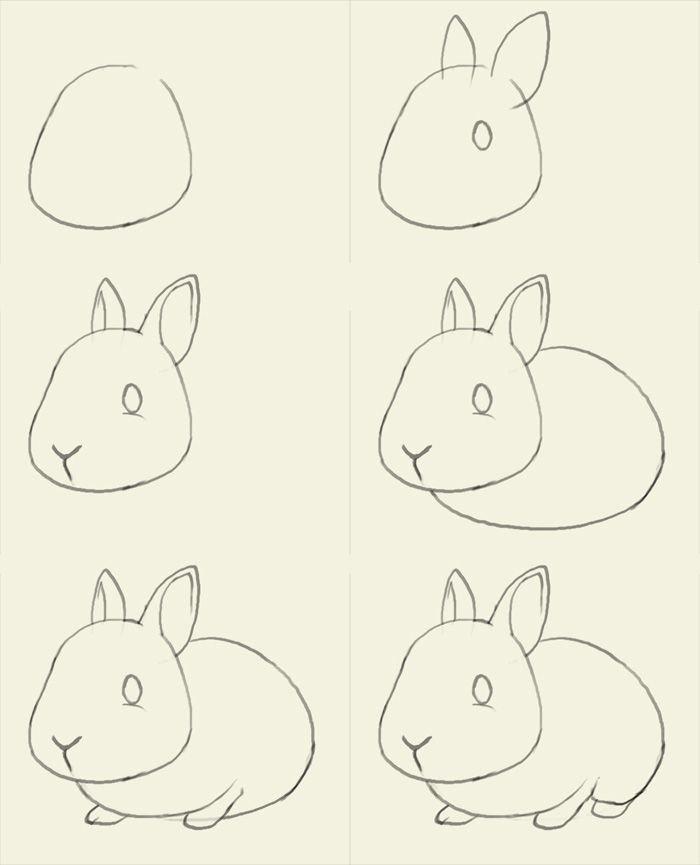 Как рисовать простые картинки
