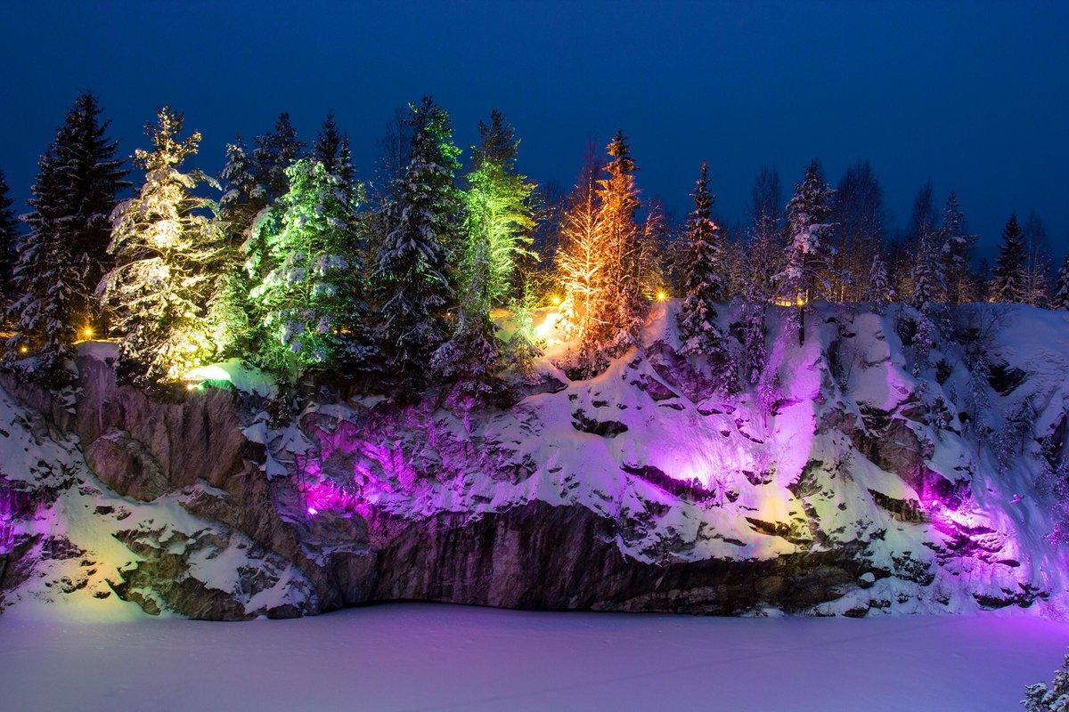 объехать многочисленные мраморный каньон рускеала зимой фото узнаете очень много