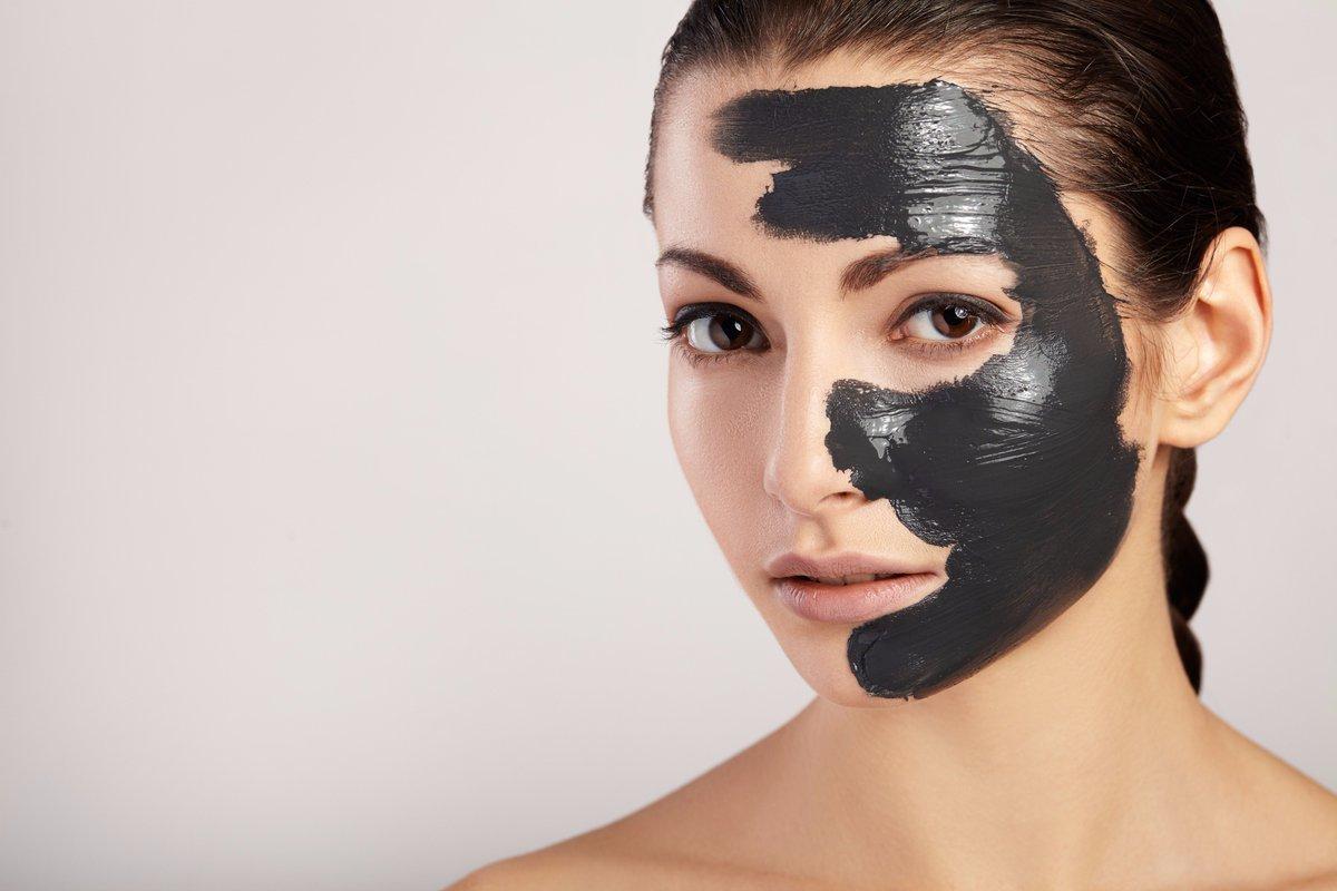 маска от черных точек картинки роскошных платьев для
