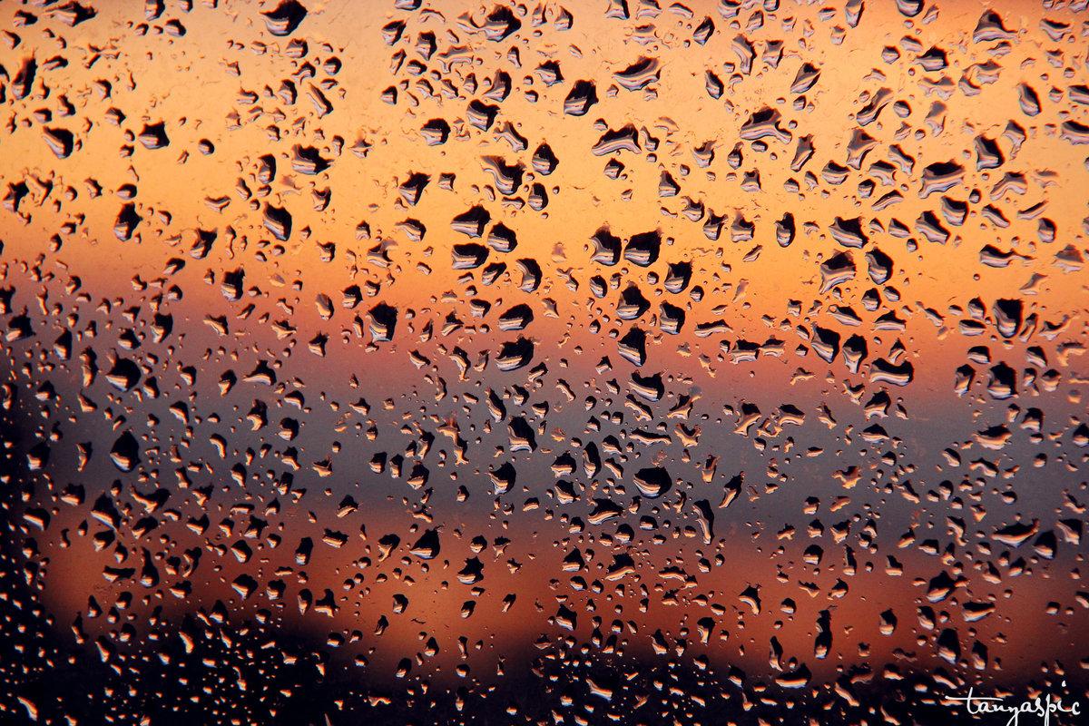 Картинки дождя на стекле, днем рождения дочери