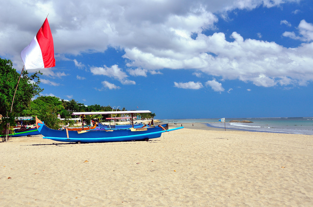 пляж нуса дуа бали фото туристов область карте