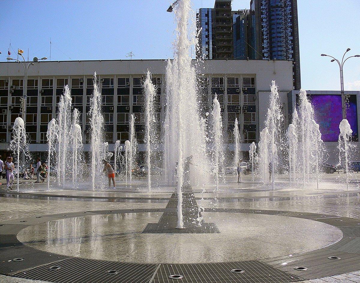 Картинки фонтанная площадь