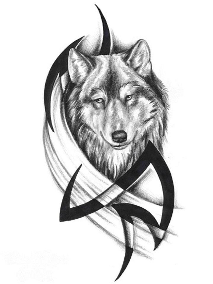 Открытки, картинки для мужчин волк