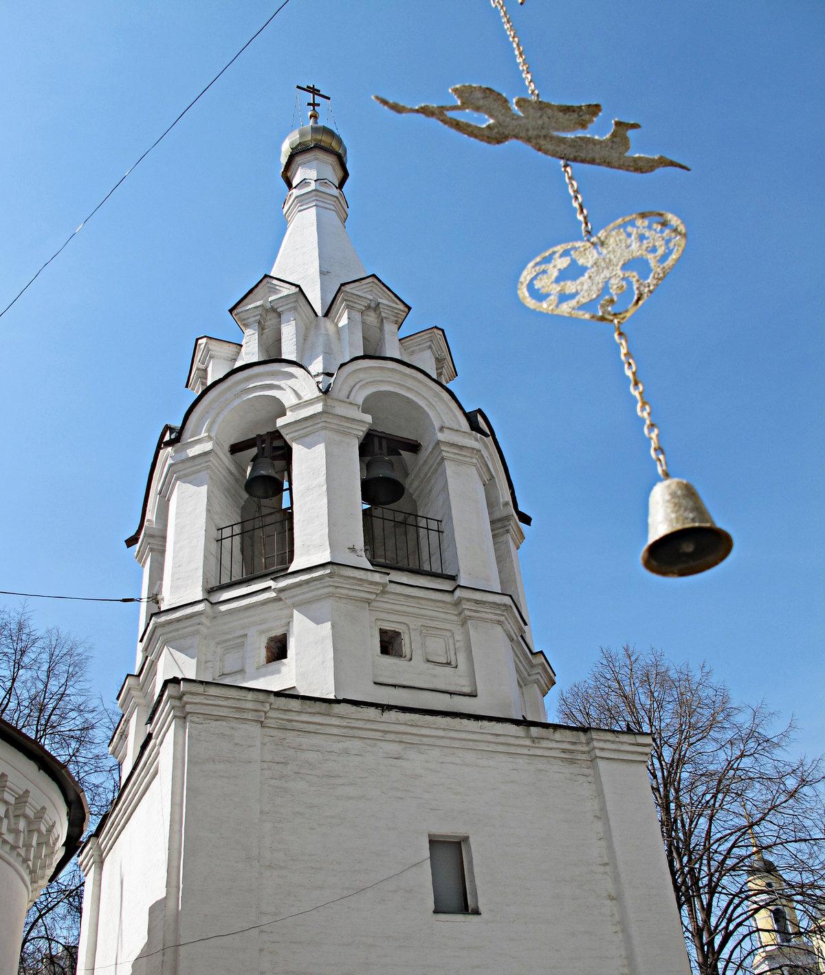 большим энтузиазмом картинки колокольня в церкви мне удалось