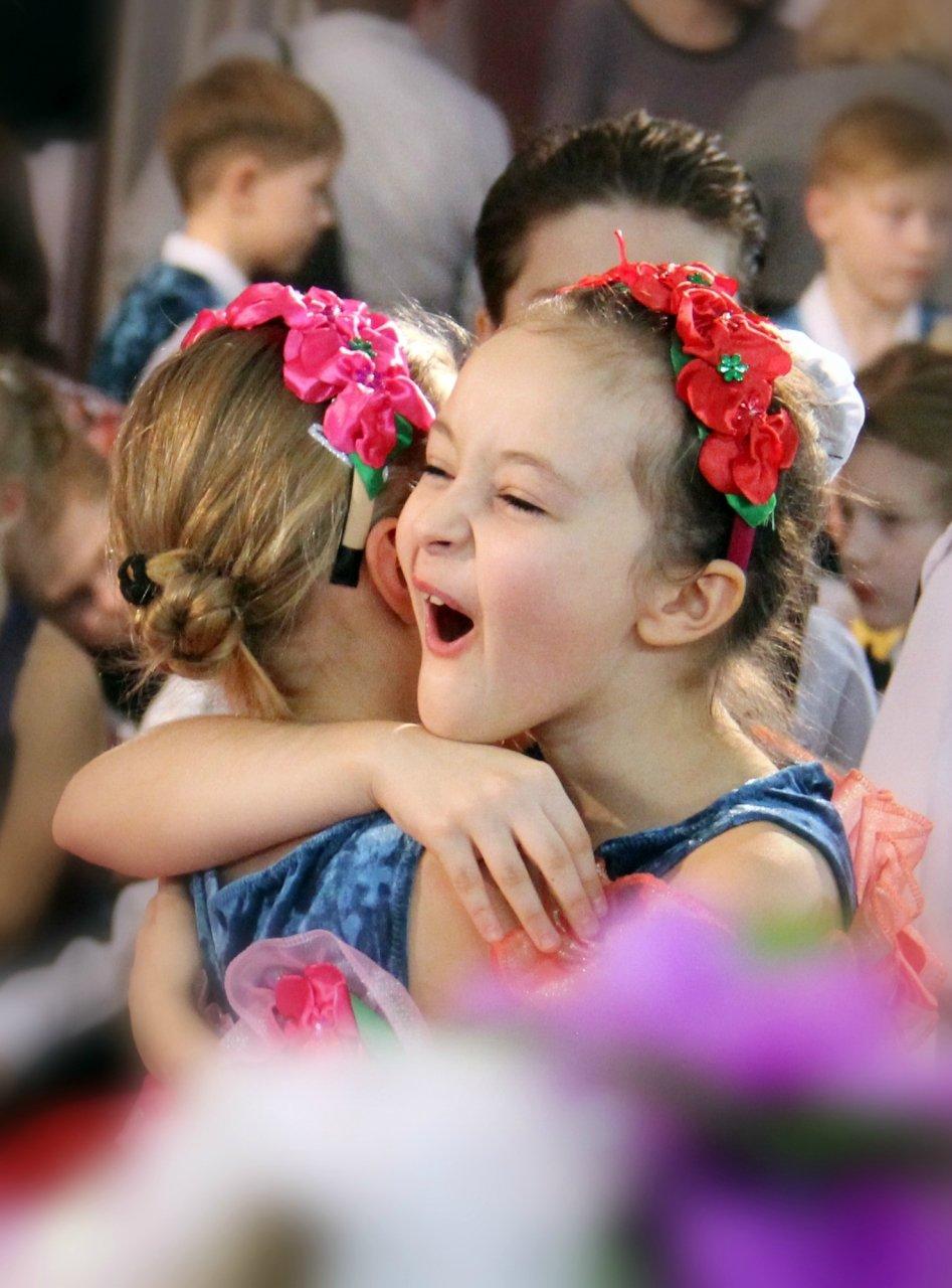 Впечатление детей о конкурсе