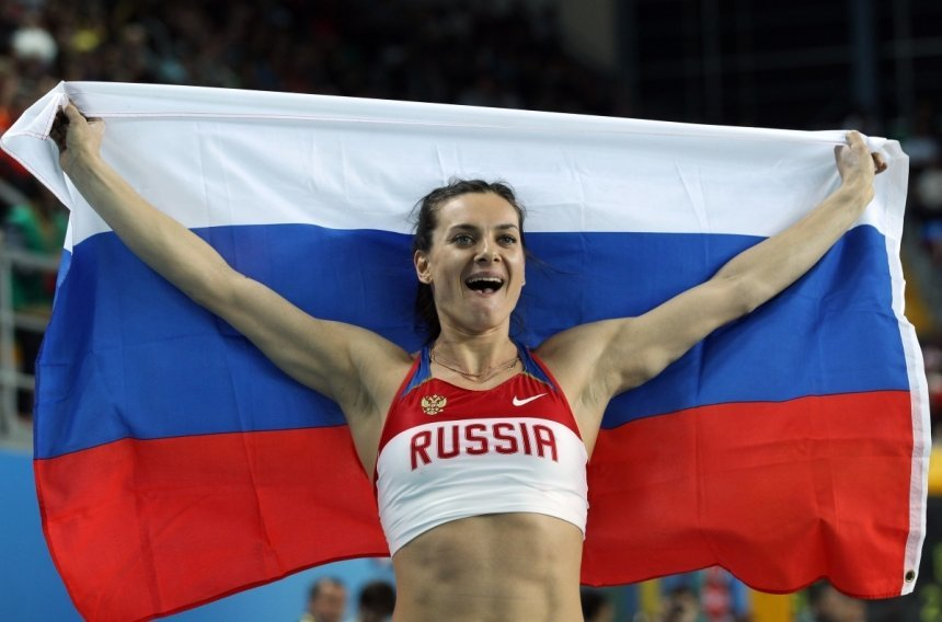 Фото русских спортсменов — photo 8