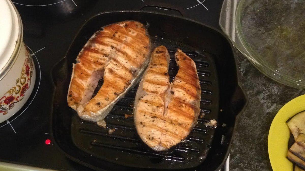 карьеры рыба на сковороде гриль рецепты с фото стрелы для лука