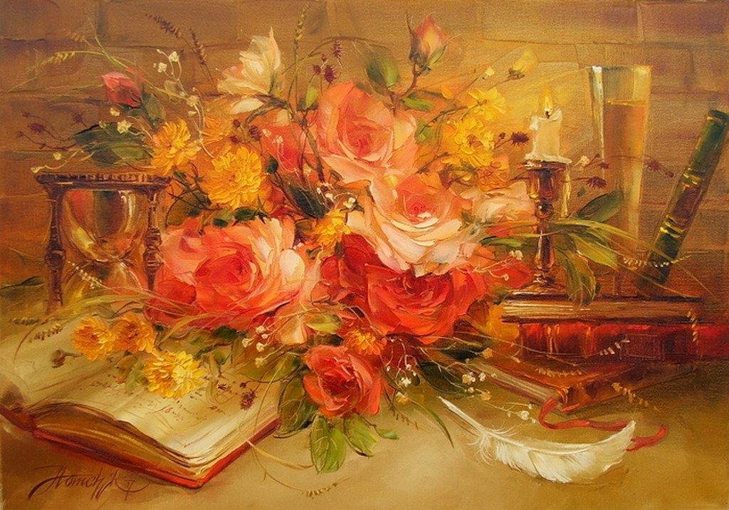 Лавка чудес, красивые открытки художественные