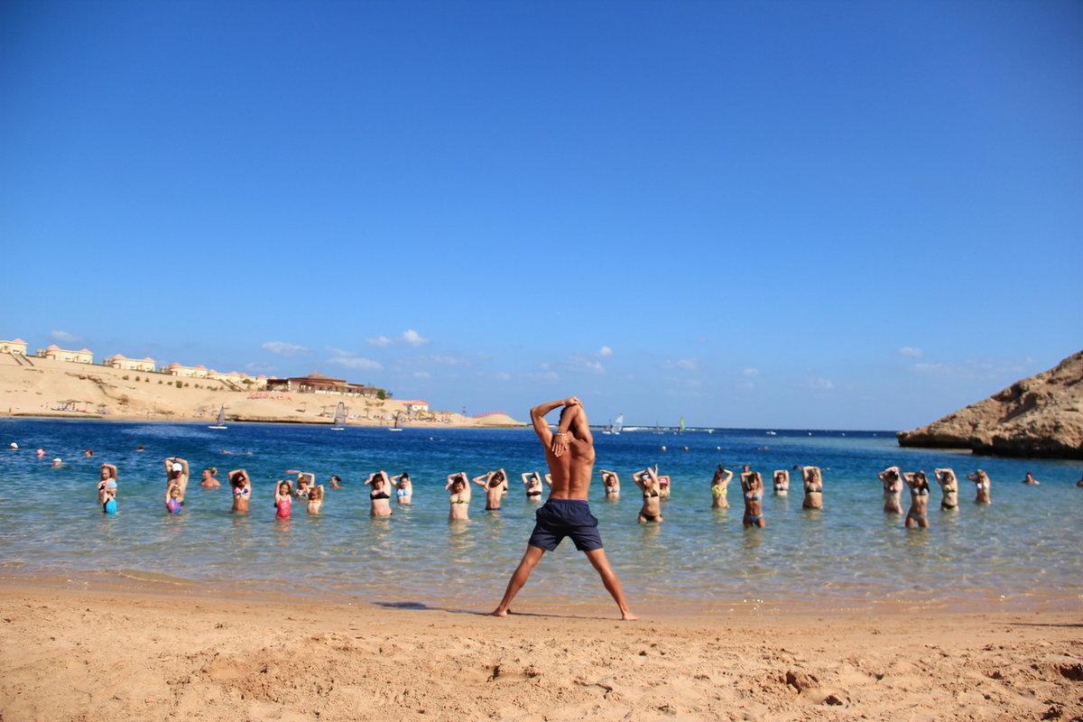 Фото девушек на пляжах египта жопа секс видео