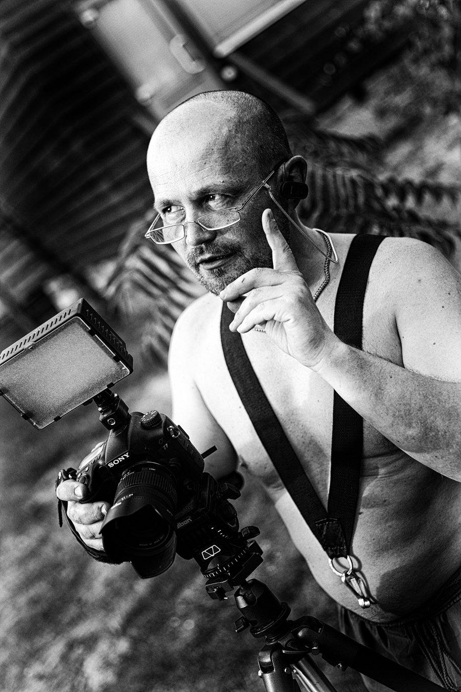 Путь репортажного фотографа