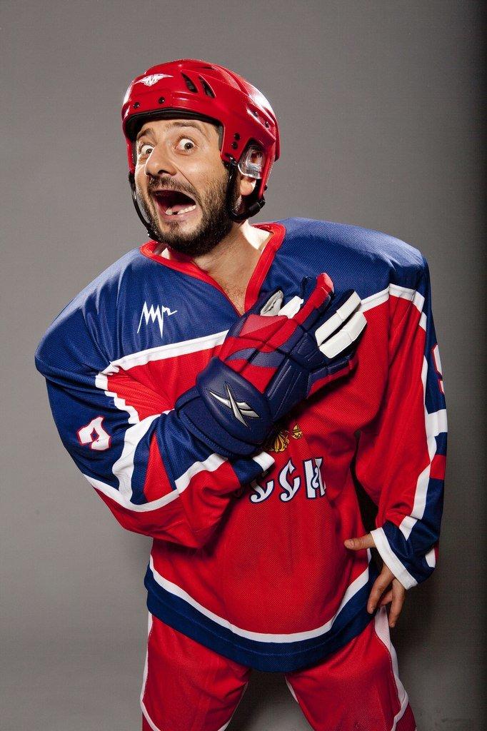 Смешные хоккейные картинки, днем рождения