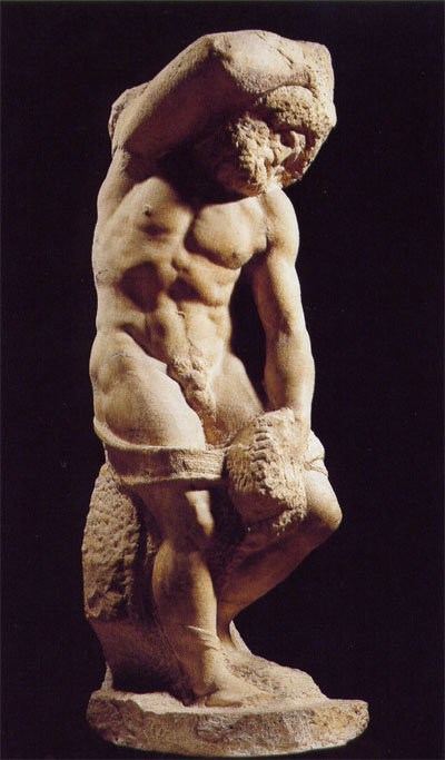 a general overview of the four sculptures of michelangelo The medici, michelangelo, and the art of florence (museums today) by feinberg, larry j  michelangelo failed to complete a number of the tomb sculptures.