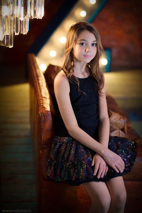 13-летние Девочки Фото