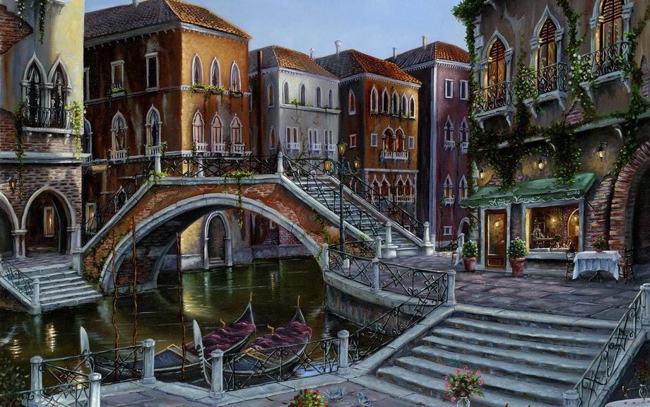 Города мира открытки