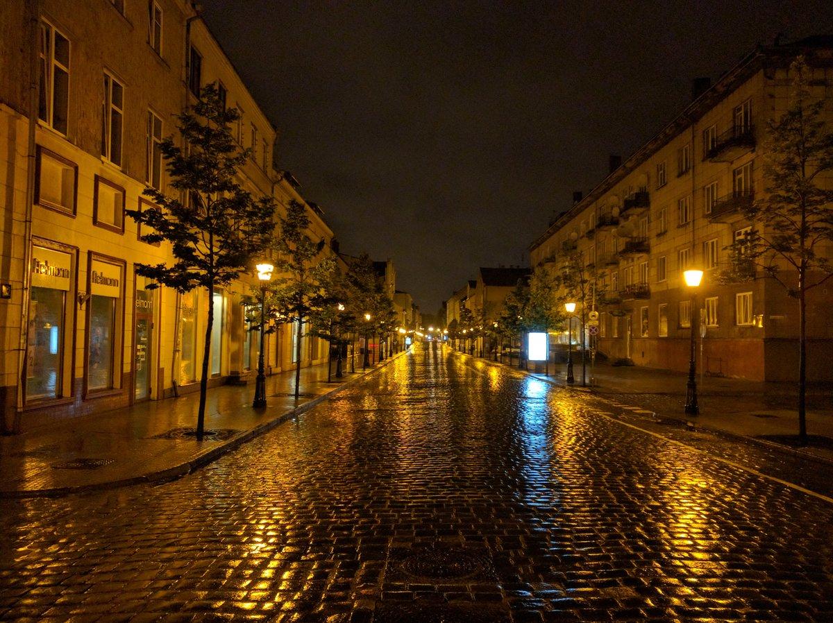 Фотки улицы ночью