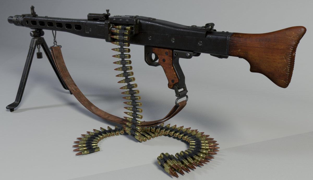 смотреть стрелковое оружие второй мировой войны видео фантазиях такая