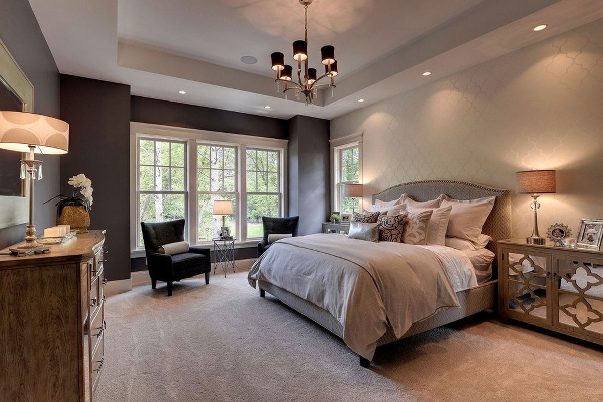 romantic master bedroom designs