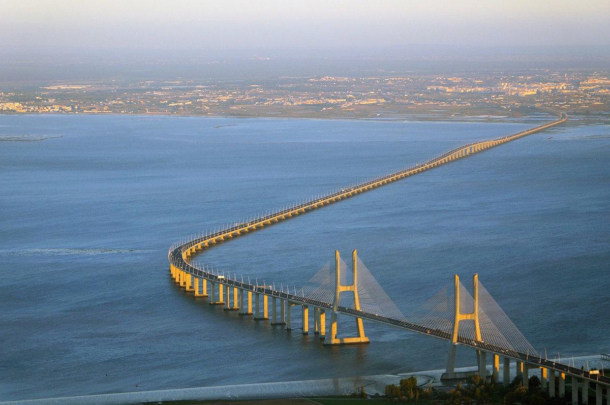 этого, славится самый большой мост в португалии фото добился
