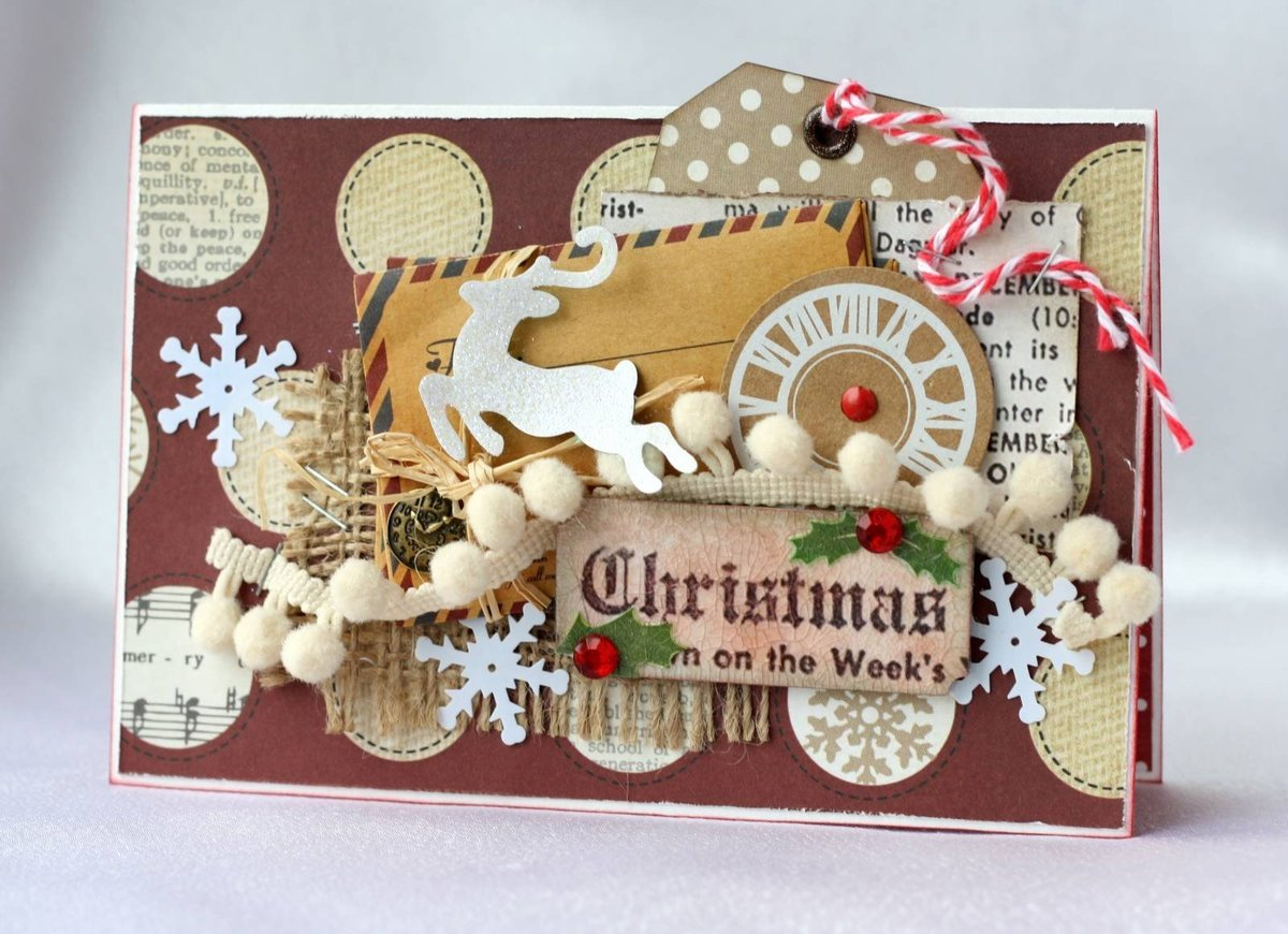 территориальный идеи к рождественской открытке является одним наиболее
