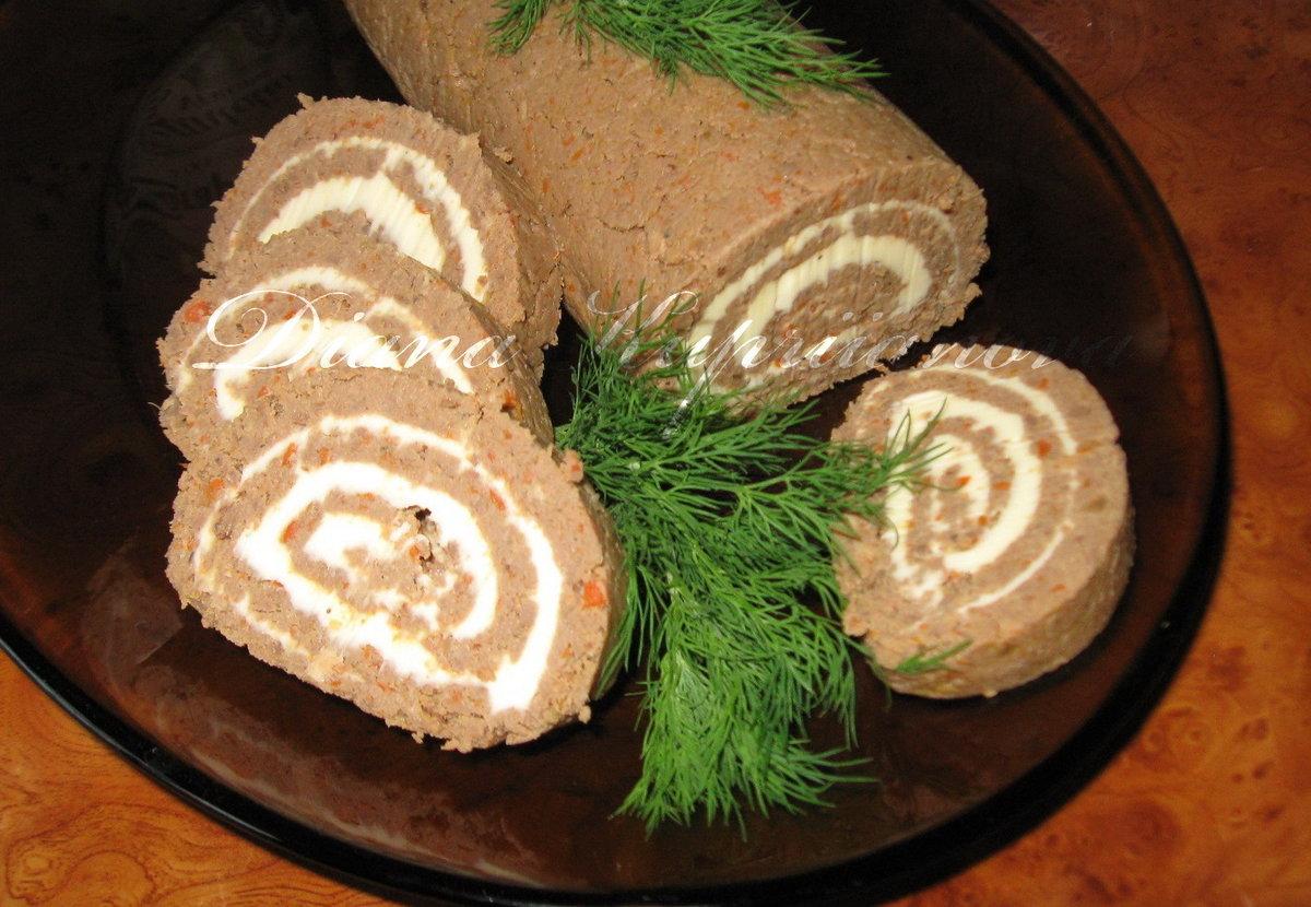 Печеночный паштет рецепт с фото пошагово