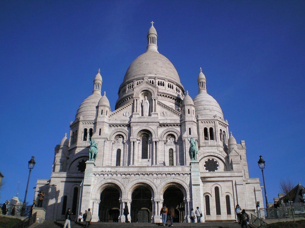 считаю париж соборы в картинках первом