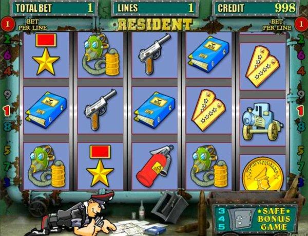Игровые автоматы играть демо