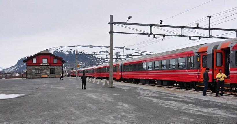 станция воз норвегия фото