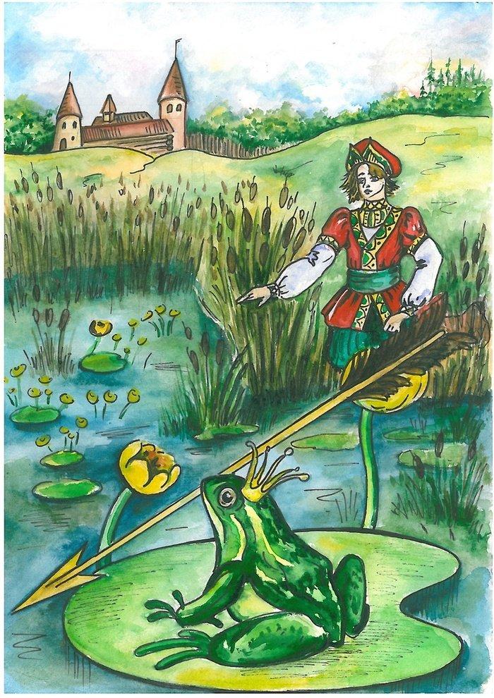 Картинки на тему сказка о царевне лягушке, картинки именем