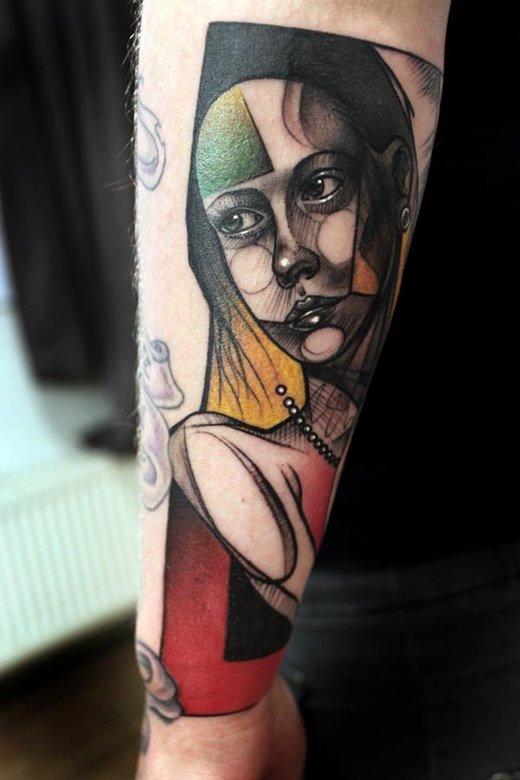 Много разных татуировок (180 фото) t - Сайт хорошего настроения 87