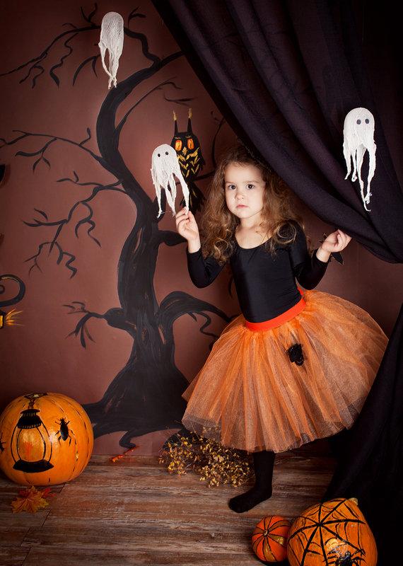 идеи для хэллоуина фотосессия нашим урока