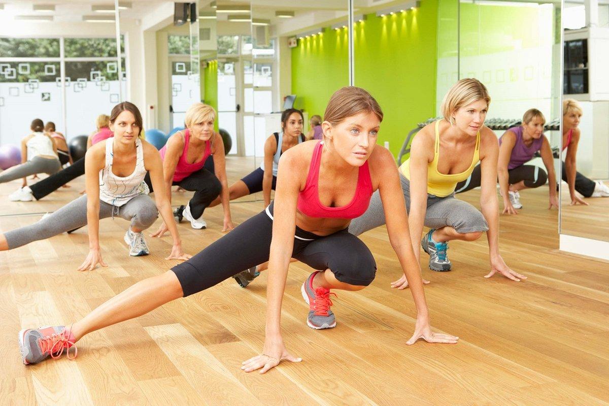 Женские клубы похудения