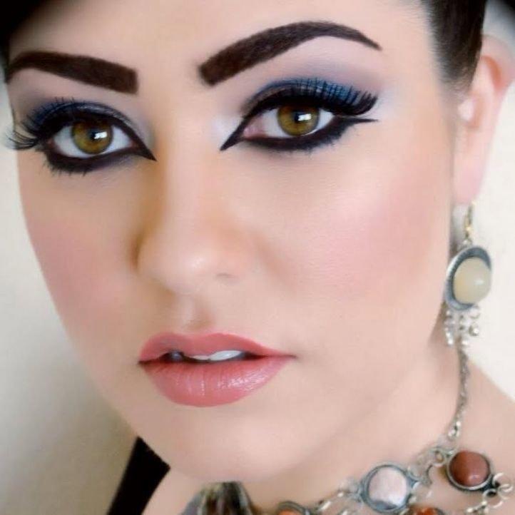 Сексуальный арабский глаза