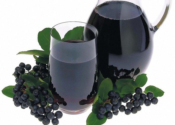 рецепт настойки на водке из черноплодки