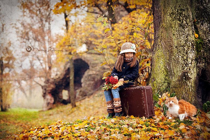 стал неоспоримым осенняя фотосессия идеи для деток с чемоданом это самые
